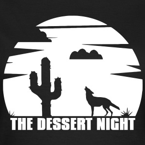 The Dessert Night Tee shirts - T-shirt Femme