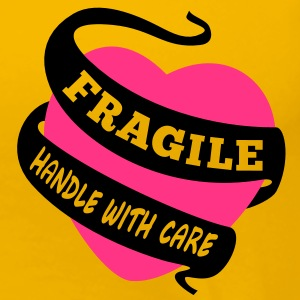 fragile handle with care T-Shirts - Women's Premium T-Shirt