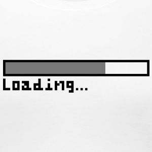 Loading - Frauen Premium T-Shirt
