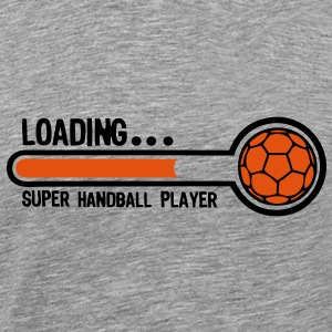 handball loading super player1 Tee shirts - T-shirt Premium Homme
