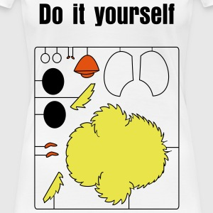 chicken Do-it-yourself T-Shirts - Women's Premium T-Shirt