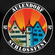 Motiv ~ Schlossfest Shirt weiss