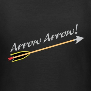 Arrow Arrow Allo Allo Archery by Patjila T-Shirts - Women's T-Shirt