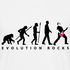 evolution_rocks_032012_b_2c T-Shirts - Men's T-Shirt