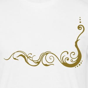 tribal tattoo T-shirts - Mannen T-shirt