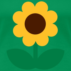 sunflower - Frauen Premium T-Shirt