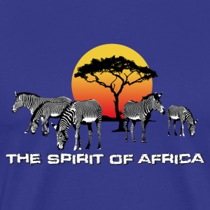 Männer-T-Shirt the Spirit of Africa - Männer Premium T-Shirt