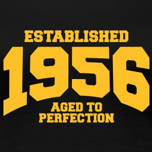 aged to perfection established 1956 (it) T-shirt - Maglietta Premium da donna