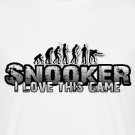 Design ~ i love snooker
