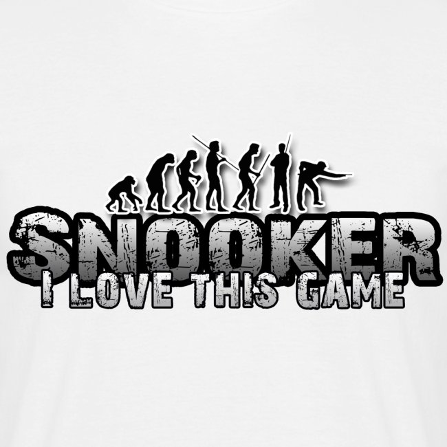 i love snooker