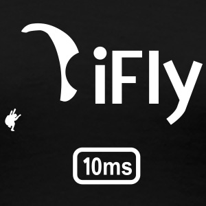 Parapente iFly 10ms Tee shirts - T-shirt Premium Femme