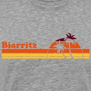 Biarritz Sunset TS Homme - T-shirt Premium Homme