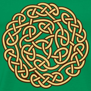 Celtic Ornament  T-Shirts - Männer Premium T-Shirt