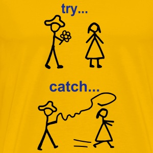 Java Try Catch Code Tee shirts - T-shirt Premium Homme
