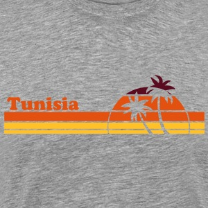 Tunisia Sunset TS Homme - T-shirt Premium Homme