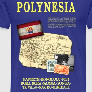Polynesia - World Tour Expedition - T-shirt Premium Homme