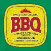 BBQ Barbecue (oldstyle) - Men's Premium T-Shirt