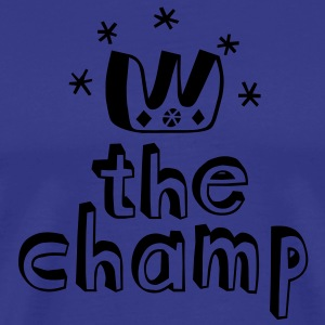 The Champ T-Shirts - Men's Premium T-Shirt