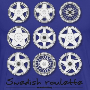 Swedish roulette Tee shirts - T-shirt Premium Homme