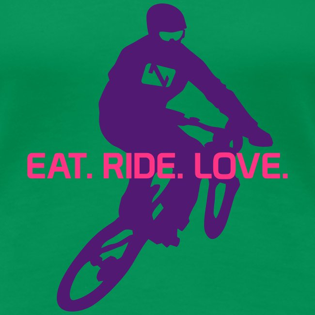 """Eat Ride Love"""