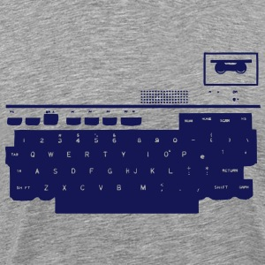 HX-20 First Laptop - Men's Premium T-Shirt