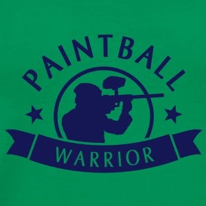 Paintball Warrior Tee shirts - T-shirt Premium Homme