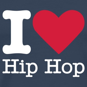 I Love Hip Hop T-Shirts - Men's Premium T-Shirt
