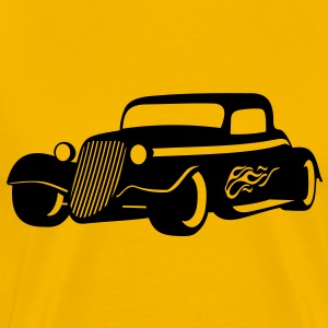 Hot Rod T-Shirts - Männer Premium T-Shirt