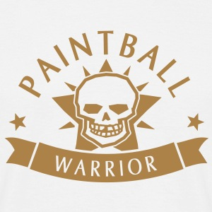 Paintball Warrior T-shirt - Maglietta da uomo