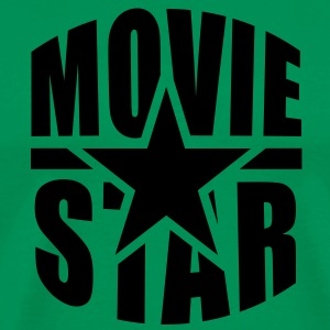 MOVIE STAR T-Shirt BO - Herre premium T-shirt