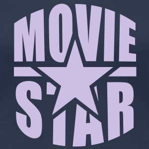 MOVIE STAR Girls T-Shirt LN - Frauen Premium T-Shirt