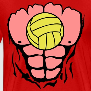 volleyball corps7 muscle dechire muscu bo Tee shirts - T-shirt Premium Homme