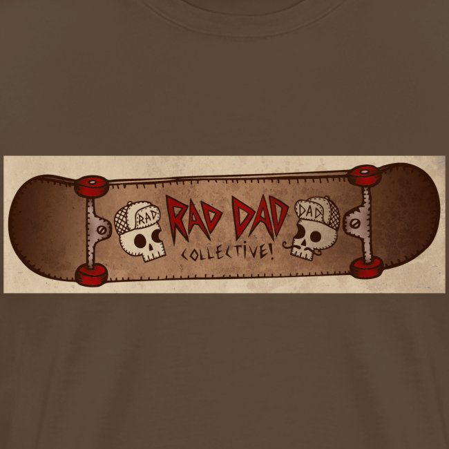 Art by Clumsy  - Exclusively for Rad Dad Collective