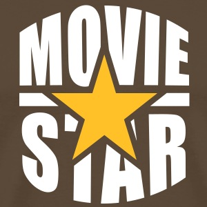 MOVIE STAR 2C T-Shirt WY - Men's Premium T-Shirt