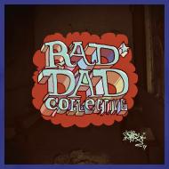 Design ~ Art by Elph, 'Radicaldadicals' - Exclusively for Rad Dad Collective