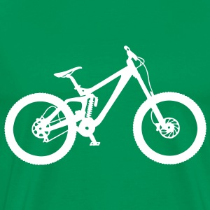 downhill T-Shirts - Men's Premium T-Shirt