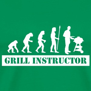 evolution_grill_instructor T-shirt - Maglietta Premium da uomo