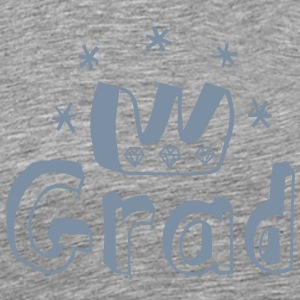 Graduation Crown... you are done! Camisetas - Camiseta premium hombre