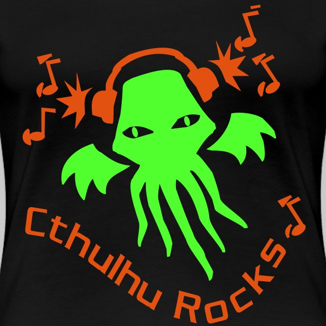 WTHngo: Cthulhu Rocks (2 colours)
