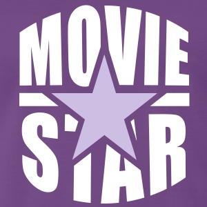 MOVIE STAR 2C T-Shirt WL - Männer Premium T-Shirt