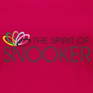 Design ~ spirit of snooker woman