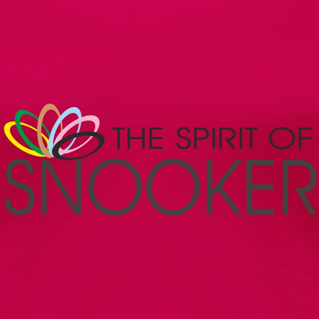 spirit of snooker woman