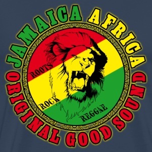 jamaica africa original good sound T-Shirts - Men's Premium T-Shirt
