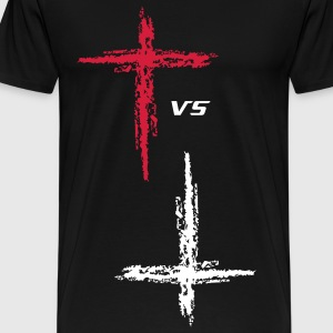 cross vs - Männer Premium T-Shirt