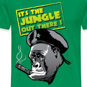 It's the jungle out there ! - T-shirt Premium Homme