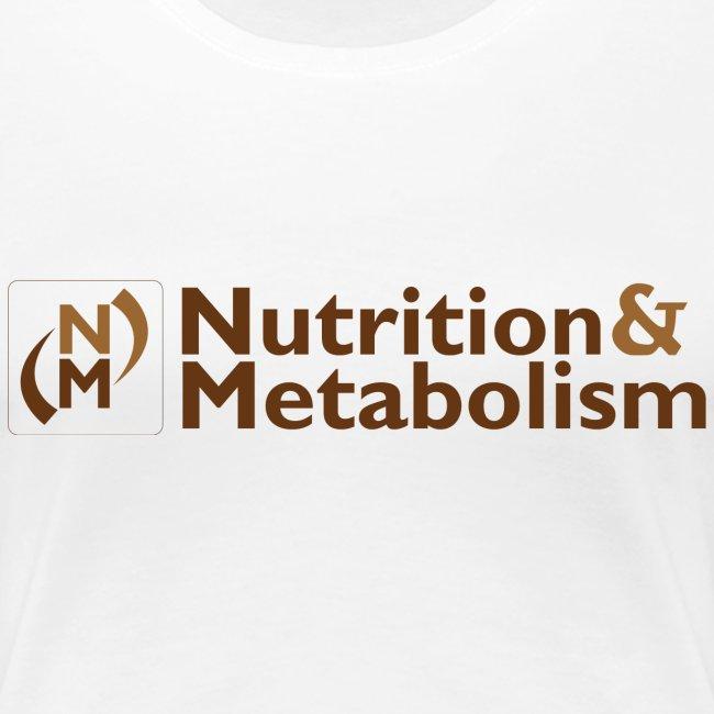 Nutrition & Metabolism (women's t-shirt)