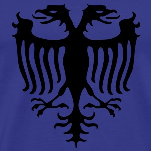 double-headed eagle T-Shirts - Men's Premium T-Shirt