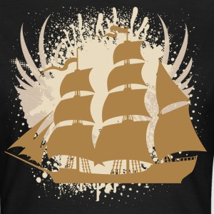 Sailboat T-shirt - Women's T-Shirt