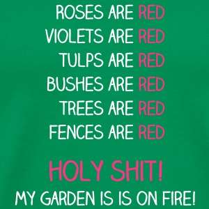 147_roses_are_red_violets_are_red T-Shirts - Men's Premium T-Shirt