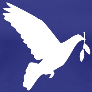 dove_of_peace T-Shirts - Frauen Premium T-Shirt
